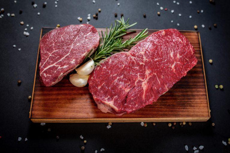 Rinderfilet und Rinderlende von der Färse